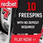 Redbet Free Spins No Deposit