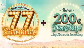 777 Casino Freispiele Bonus