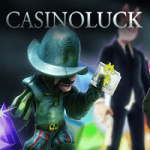Casino Luck - £50 Bonus and 50 Free Spins