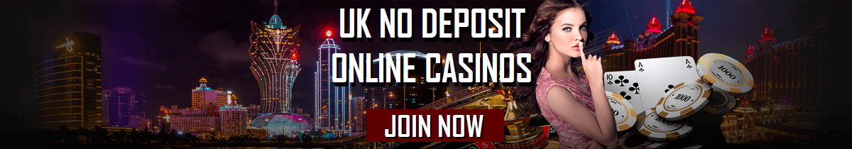 UK No Deposit Casinos