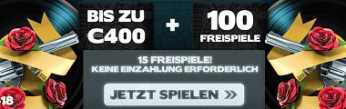 Energy Casino DE Freispiele Bonus Gratis