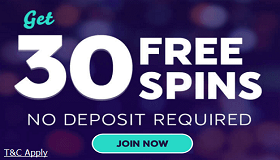 Wink Slots UK Casino Free Spins No Deposit