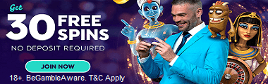 Wink Slots Free Spins Sign Up Bonus