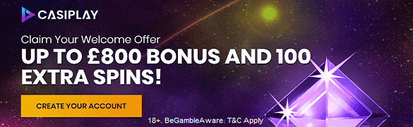 Casiplay Welcome Offer