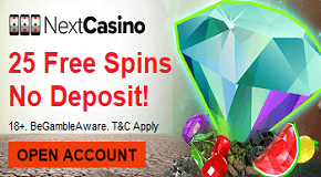 Next Casino Casino Bonus