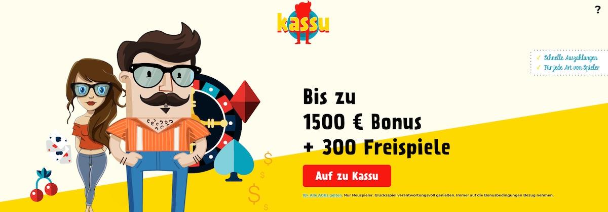 Kassu Casino Freispiele